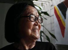 Tomie Ohtake, artista plástica, morre aos 101 anos em São Paulo