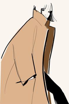 winter style #fashionillustration #garancedore