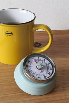 Kitchen Timers, Design Agency, Cooking Timer, Home Accessories, Mugs, Retro, Tableware, Collection, Dinnerware
