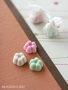 Japanese Sweets / 和三盆
