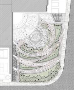 Parque deportivo Zhangmiao / Archi-Union Architects