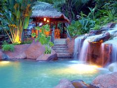 The Springs Resort and Spa - Luxury at the Arenal Volcano in Costa Rica Costa Rica