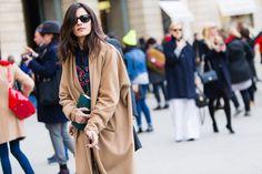Streetlooks à la Fashion Week automne-hiver 2014-2015 de Paris GlamourParis