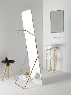Bowl collection by Inbani. #bathroom #furniture #design