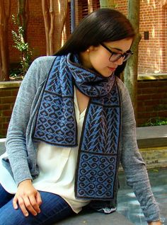 ISSUEdf16 ** Crystalline : Knitty.com - Deep Fall 2016 Knitting Patterns Free, Knit Patterns, Free Knitting, Free Pattern, How To Make Scarf, Crochet Needles, Knitting Magazine, Pattern Images, Knitted Shawls