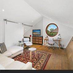 Haberfield Project 2009#propertysting#styledtosell#renovation#attic