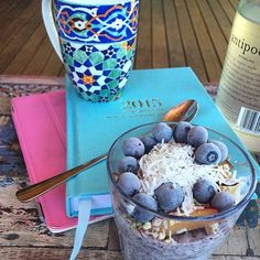 Fit, fresh & feeling it! @thisbalancedlife showing us how to feel blue in all the right ways Featuring our MNB Diary - the BFF of all blue books
