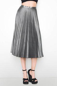 Γυναικεία Φούστα Glamorous - Absently Pleated