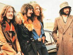 http://custard-pie.com Led Zeppelin. I owe them my entire being.