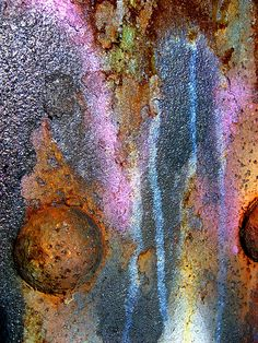 Color & Corrosion | On the abandoned Rock Island Bridge. -- … | The Joy Of…