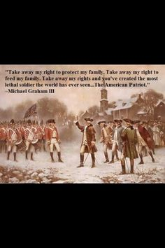 Few understand the danger of a pissed off, fight picking, dedicated, no-surrender Patriot.  Too bad for them!