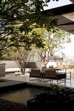 Pok Kobkongsanti's Trop Hotel Hilton Pattaya