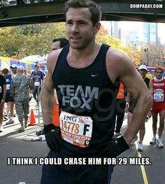 Don't run into Ryan unprepared..Get into shape the easy way. Www.nuleafteaco.com #easyweightloss #summeriscoming #nuleaftea