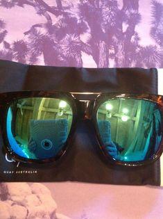 fbbd9dc01411 🆕💕QUAY Genesis tortoise blue mirror. with silver bar sunnies  sunnies   quay  quayaustralia  sunglasses