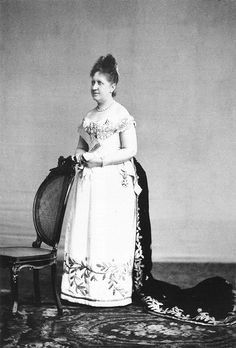 Her Imperial Highness Isabel, Princess Imperial of Brazil (1846-1921)