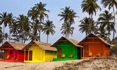 Most popular tags for this image include: beach, colores, palmeras, paisaje and sand