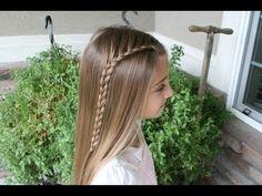 A very cute braid!