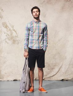 UO #shirt #shorts #shoes