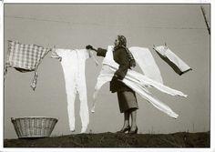 goodmemory: winter laundry via
