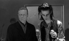 Otto Sander and Nick Cave, Wings of Desire (Der Himmel über Berlin) | 1987 | Wim Wenders