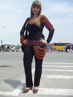 Beautiful Girl Singer Anna Predoliak Ternopil West Ukraine