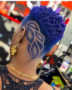 Natural Hair Short Cuts, Tapered Natural Hair, Short Sassy Hair, Short Hair Cuts, Short Hair Styles, Natural Hair Styles, Short Hair Designs, Shaved Hair Designs, Shaved Side Hairstyles