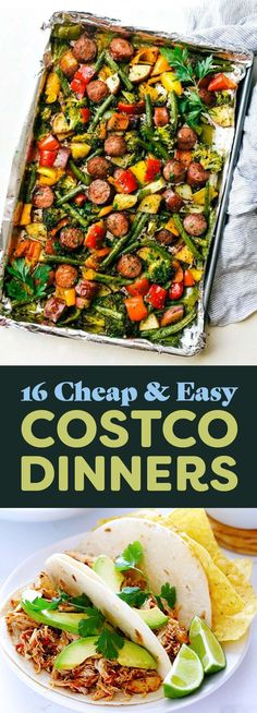 16 Ways To Upgrade Your Favorite Costco Foods Into Legit Dinners
