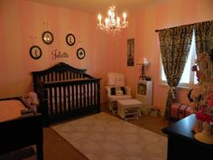 THe cutest baby room I have ever seen!
