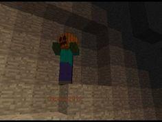 Minecraft en musique / Zombie et citrouille sur la tête Halloween