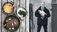 Hellstrøms oppskrift på côte de boeuf topper all verdens indrefileter Paella, Ethnic Recipes, Food, Spinach, Essen, Meals, Yemek, Eten