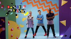 Article : Un tutoriel de danse pour faire bouger vos enfants! : Yoga For Kids, Exercise For Kids, Health Education, Physical Education, Just Dance Kids, Dance Humor, Funny Dance, French Songs, French Classroom