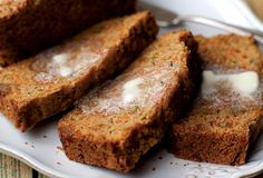 Carrot-Zucchini Bread Recipe