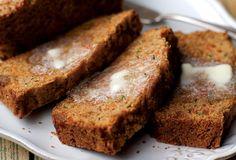 Carrot-Zucchini Bread Recipe
