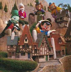 New Fantasyland1983 - Imagineering Disney
