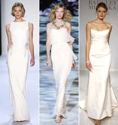 Badgley Mischka, quero me casar de novo! | http://alegarattoni.com.br/badgley-mischka-quero-casar-de-novo/ #BadgleyMischka #WhiteDress