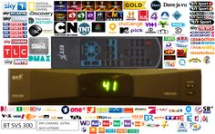 bt svs 300 satellite tv receiver box