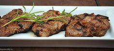 Rosemary Lamb Chops Recipe
