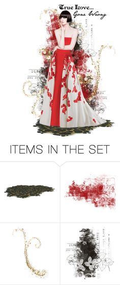 """Valentine's Day #8 - True Love Gone Wrong"" by xmikky ❤ liked on Polyvore featuring art"