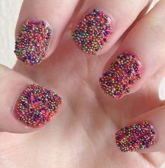 The Caviar Manicure