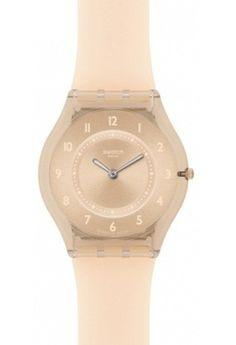 Montre Swatch Ivory Softness