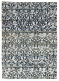 Recent Arrivals Gallery: Transtional Design Rug, Hand-knotted in Pakistan; size: 11 feet 0 inch(es) x 16 feet 0 inch(es)