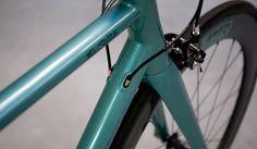 Stelbel SB/03 Custom Made TIG Welded Steel Road Frame Made in Italy