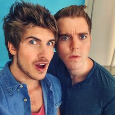 Shooting for @seventeenmag with @shanedawson today!! #SHOEY - joeygraceffa's photo on Instagram - Pixsta