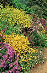 Good page for all kinds of gardening with lots of tips and my favorite list of perennials