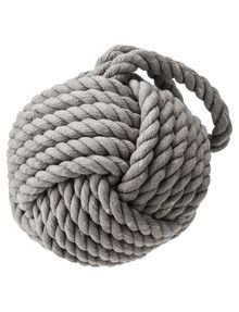Tilly@home Wilderness Rope Doorstop product photo