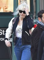 Miley Cyrus Street Style Out in SoHo New York City March-2016 April 14 2016 at 09:57AM