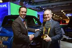 Ford Was Named Best Overall Truck Brand In 2015 Kelley Blue Book Brand Image Awards