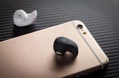 RACAHOO Mini Portable 530 Bluetooth Earphone Gaming Headset In-ear Earbuds Universal WITH MIC Ear Hook Earphones Auriculares