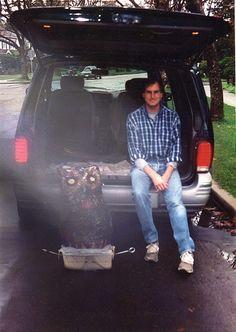 Steve and the Doyle Owl