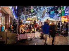 timelapse native shot :13-12-22 명동-12 3840x2160 30f_1